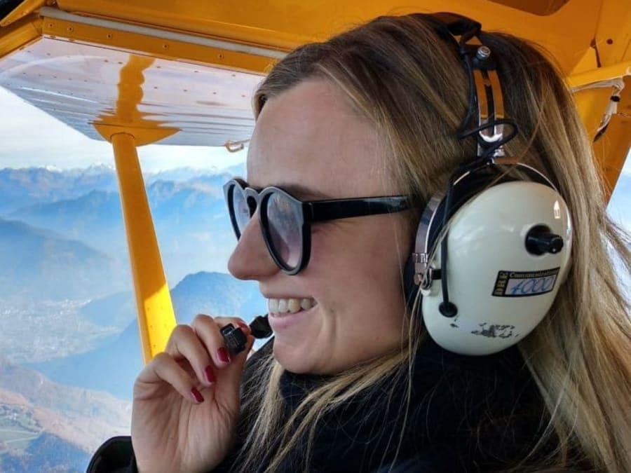 Vol en ULM à Chamonix Mont-Blanc (74)