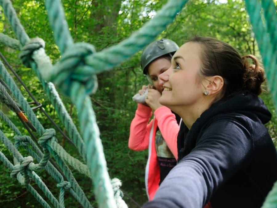 Parc aventure Accrobranche à Pontault-Combault (77)