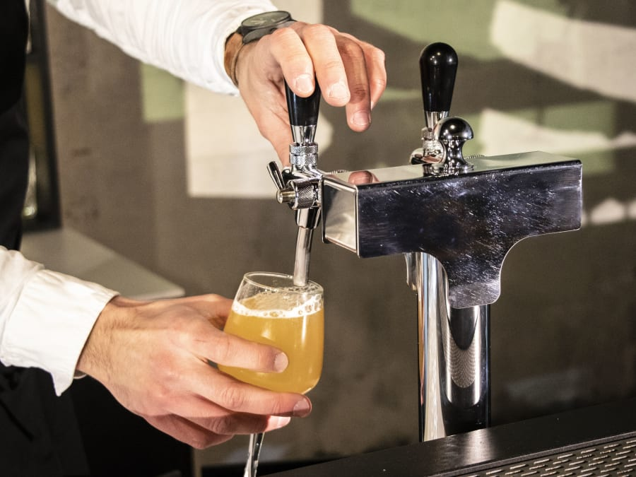 Animation Bar à Bière, à Vin ou à Champagne