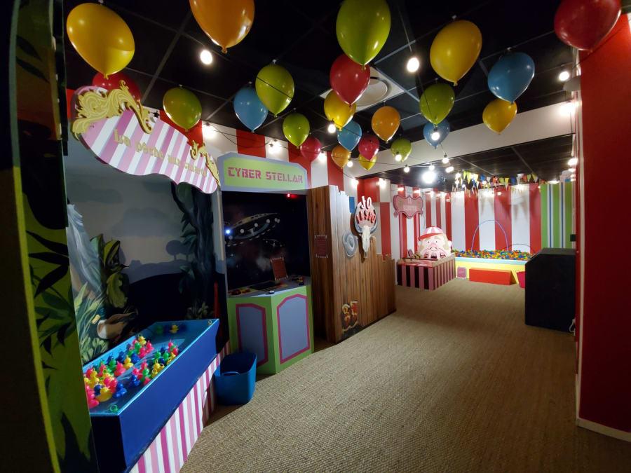 Escape Room spécial enfant La Fête Foraine à Montpellier