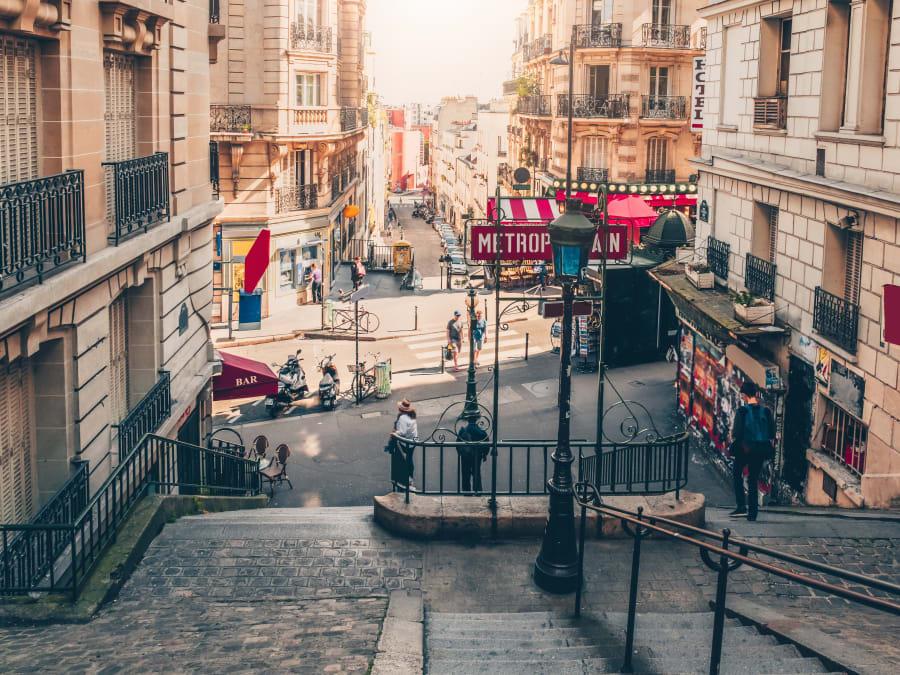 Team Building Cluedo à Montmartre (Paris 18ème)