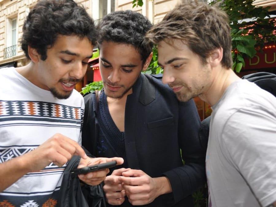 Jeu de Piste avec un Smartphone à Lyon