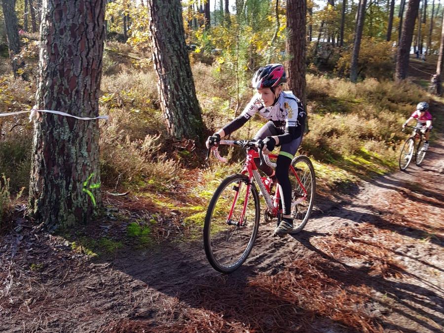 Balade à VTT en forêt à Barbaste