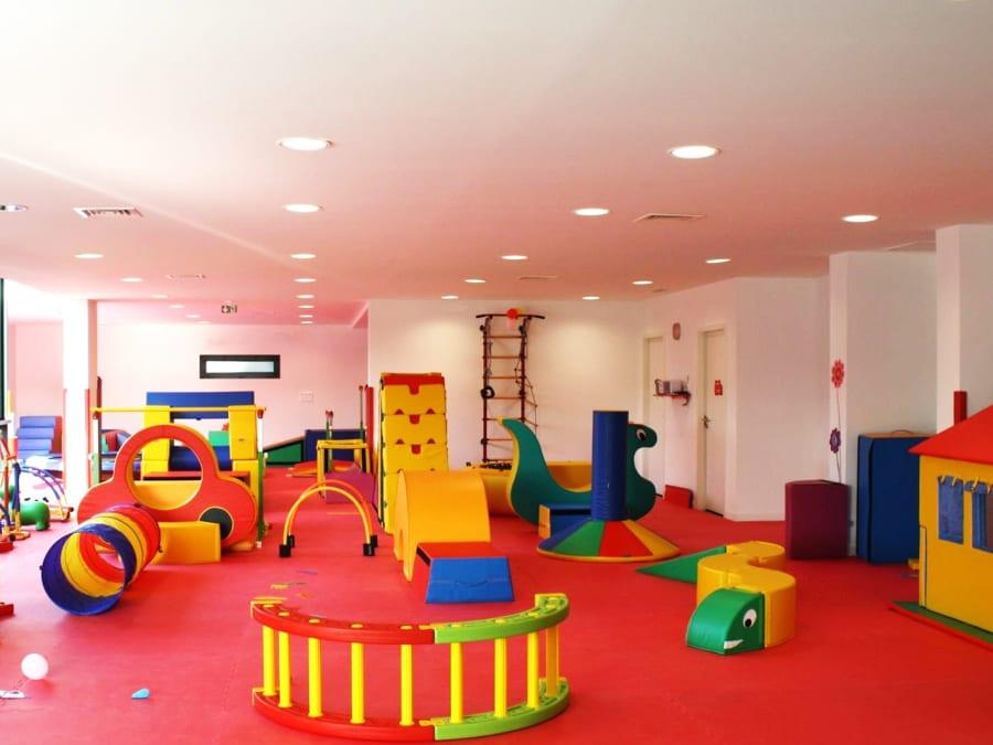 Anniversaire Baby Gym 2-10 ans à Paris 13ème