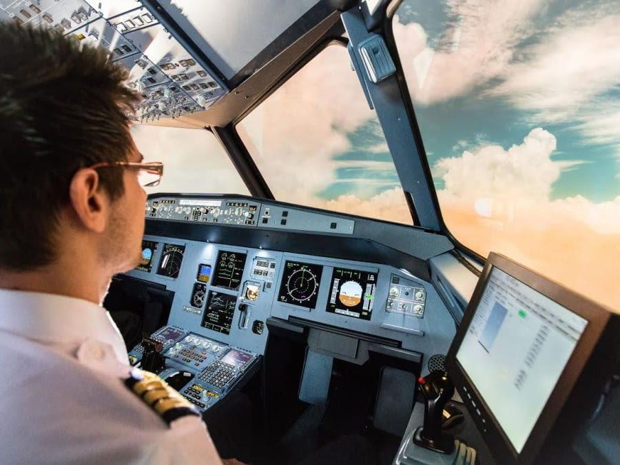 Stage anti-phobie en avion sur simulateur à Paris-Orly