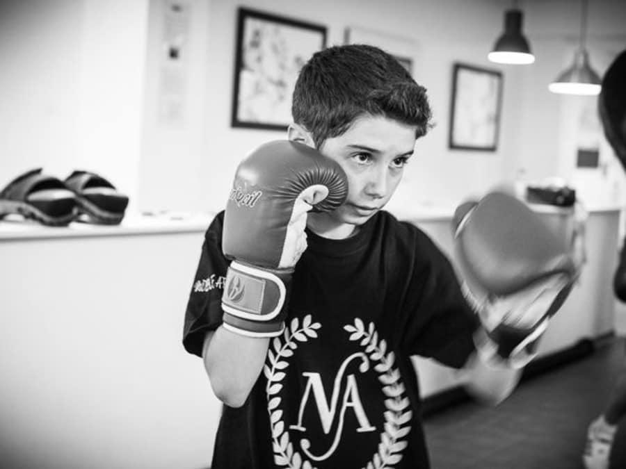 Initiation à la Boxe Anglais pour ados 12-16 ans