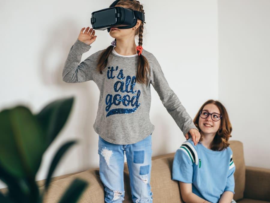 Anniversaire Réalité Virtuelle 6-18 ans à domicile