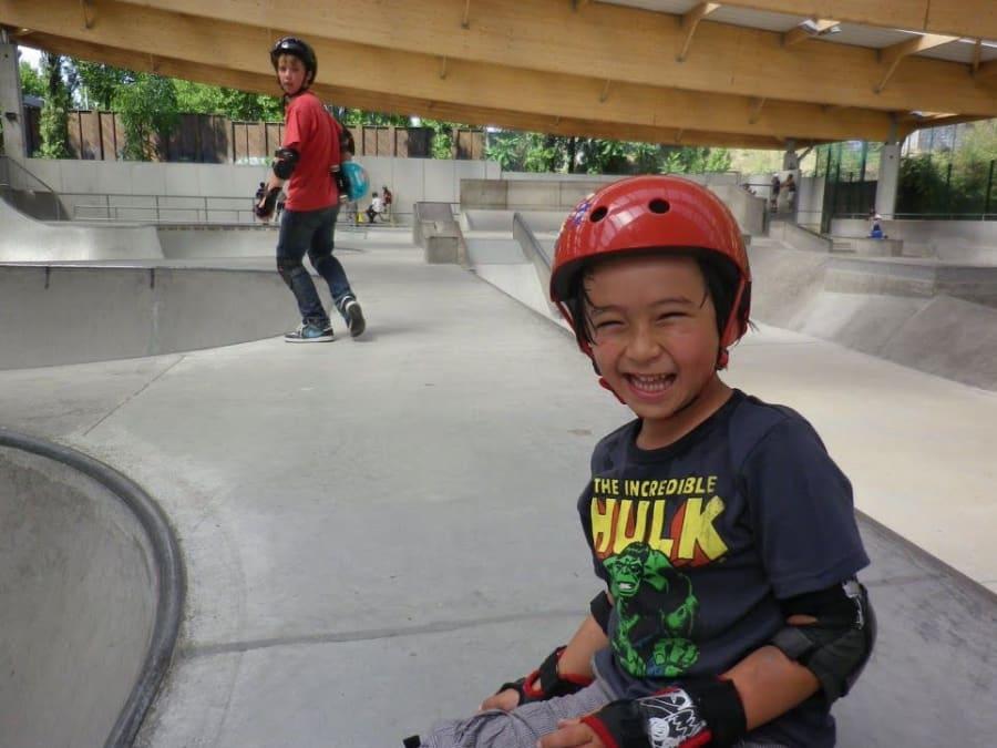 Anniversaire Skateboard 5-15 ans à Paris 18e