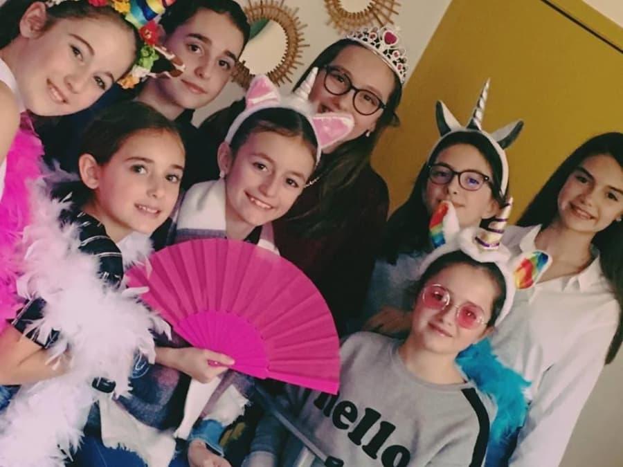 Anniversaire Atelier Beauté Girly 7-16 ans à domicile