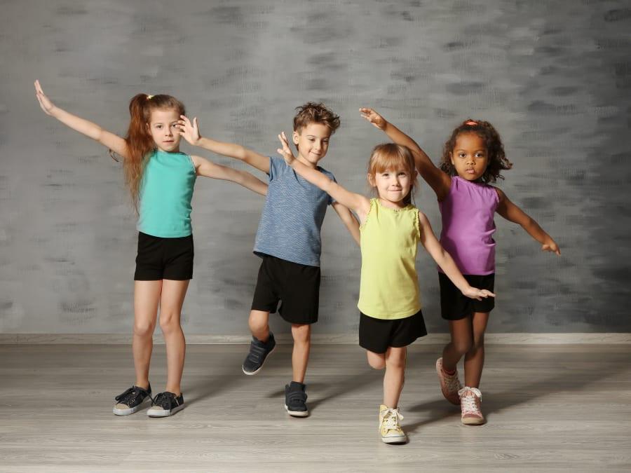 Anniversaire 100% Danse 6-16 ans à domicile (IDF)