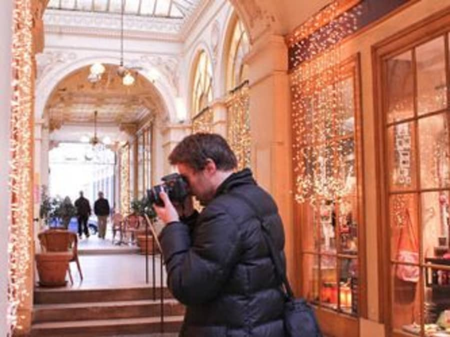 """Cours de photo en extérieur : """"Photo Walk"""" de 2h dans Paris"""