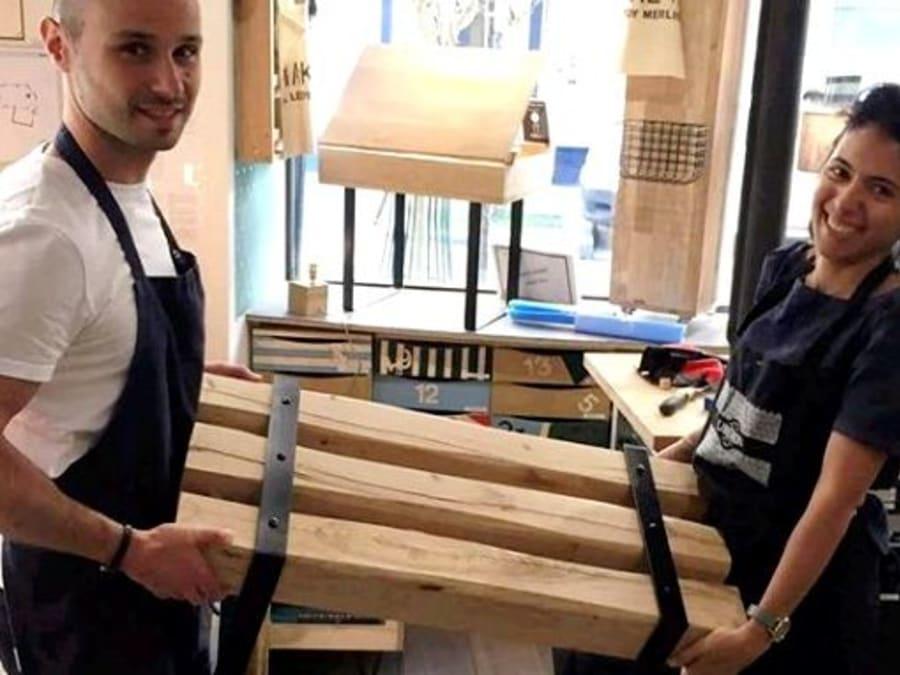 Team Building Bricolage DIY en plein cœur du Marais à Paris