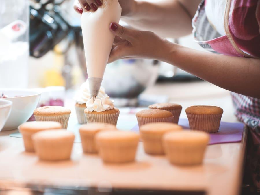 Atelier Décoration de Cupcakes privatif en plein cœur de Lyon
