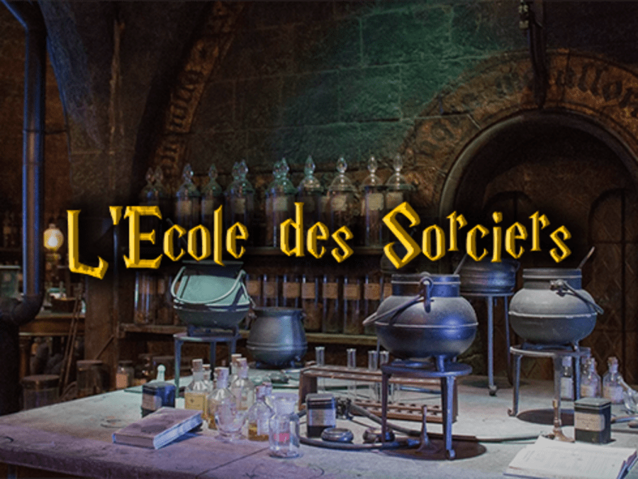 Animation Escape Game mobile inspiré d'Harry Potter (IDF)