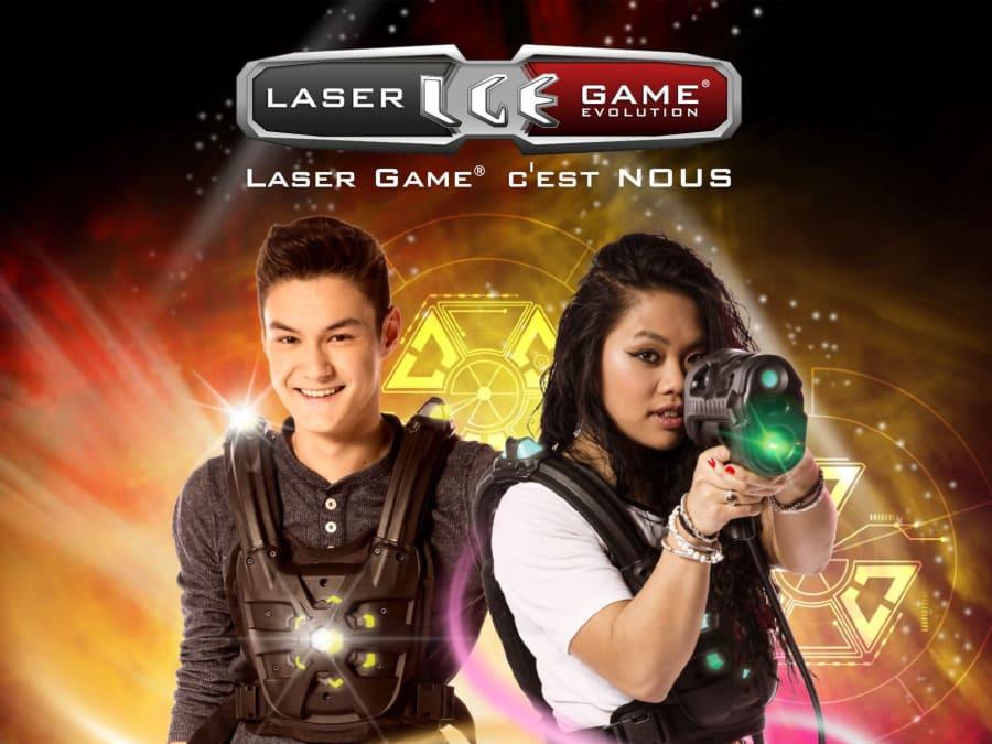 Anniversaire Laser Game 7-18 ans à Saint-Martin d'Héres (38)