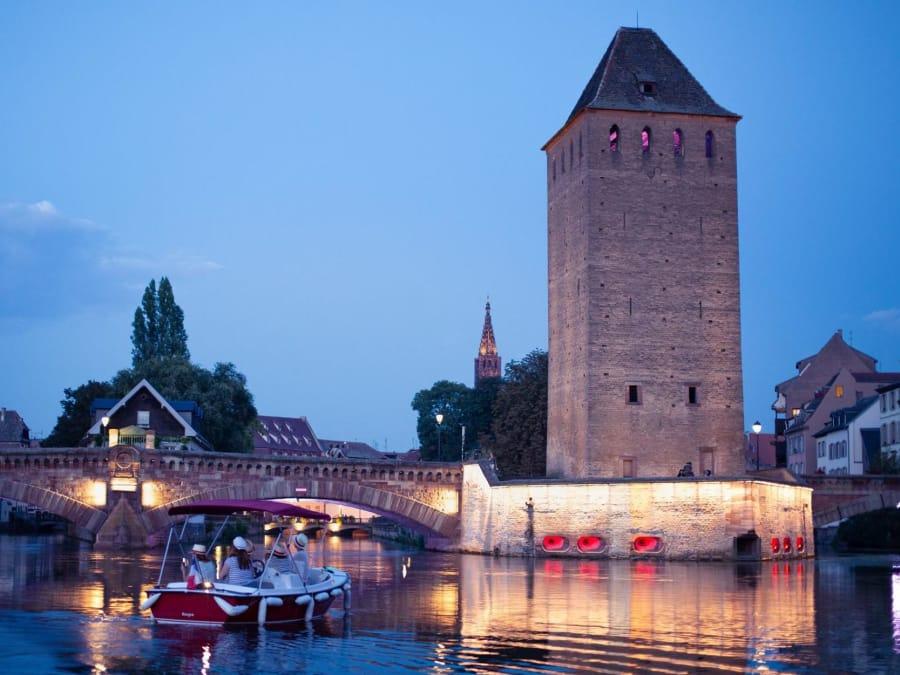 Anniversaire en Bateau Electrique 5-15 ans à Strasbourg (67)