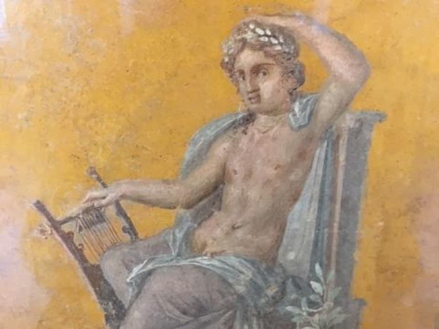 Mythes et héros de la mythologie grecque au musée du Louvre