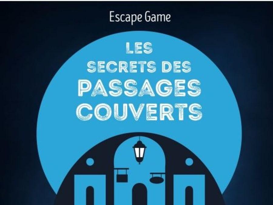 """Anniversaire Enigme """"Les secrets des passages couverts"""" à Paris"""
