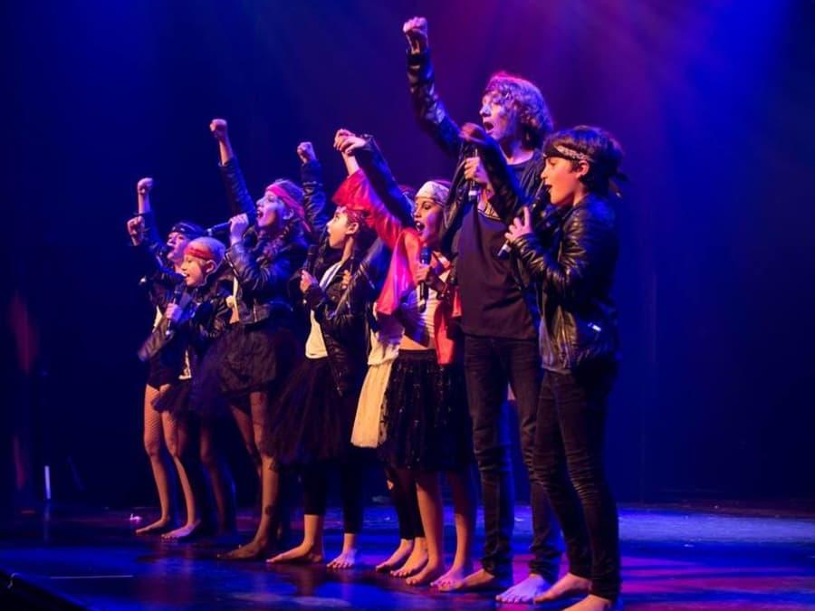 Stage Vacances Voices 7-11 ans à Créteil (94)