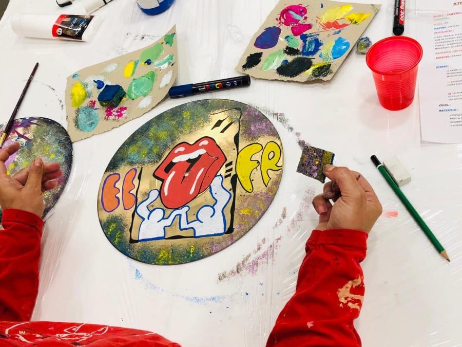 Anniversaire Street Art 8-15 ans à Nantes (44)
