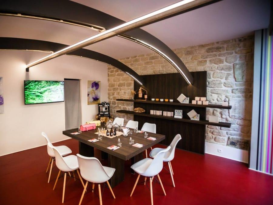 Atelier création de parfum dans le Marais (Paris 4ème)