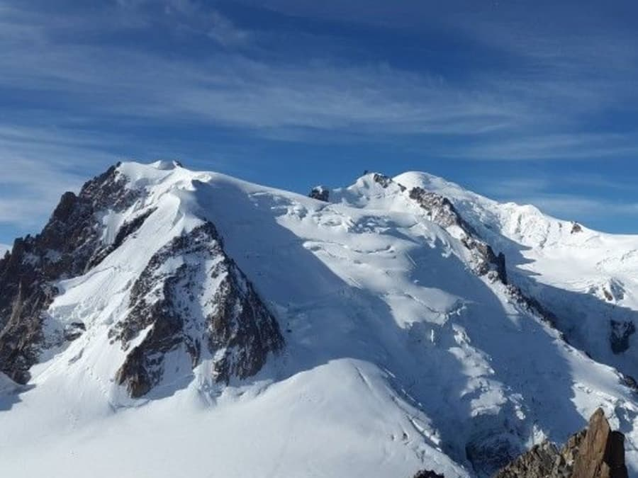 Vol en hélicoptère survol du Mont Blanc : promo -37% !