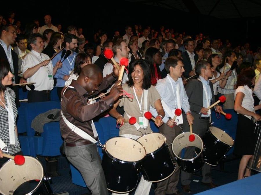 Team Building Samba & Percussions