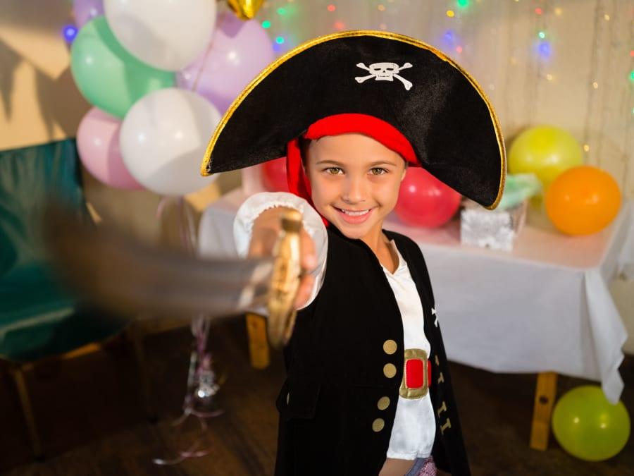 Anniversaire Pirate 3-8 ans à Paris 15ème Dupleix
