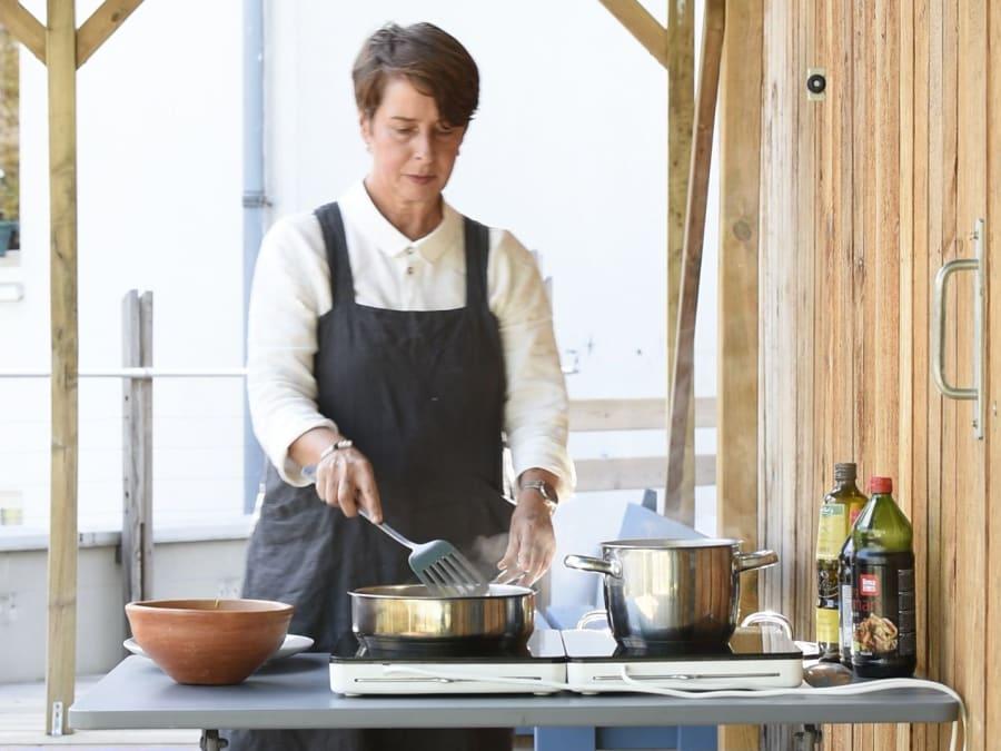 Atelier de cuisine végétarienne à Paris 20ème