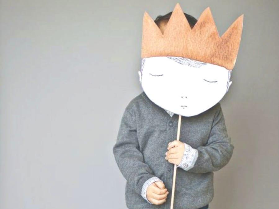 Animation Atelier Créatif de Masques en île de France