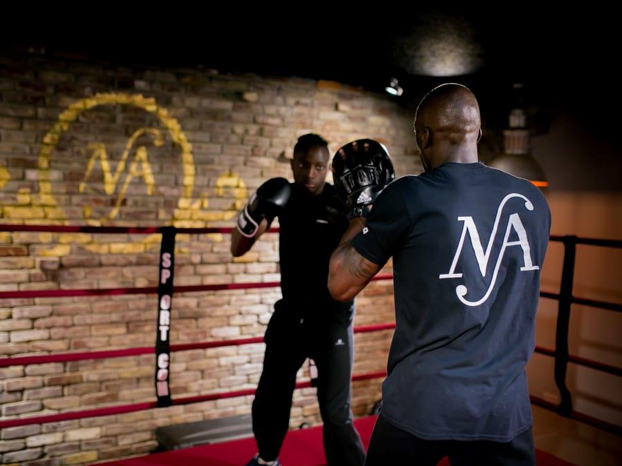 Initiation à la Boxe dans un club privé à Paris 17ème