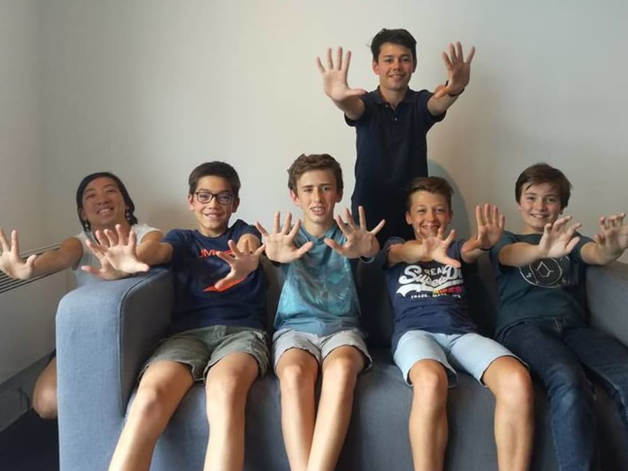 Anniversaire Réalité Virtuelle 11-17 ans à Bordeaux