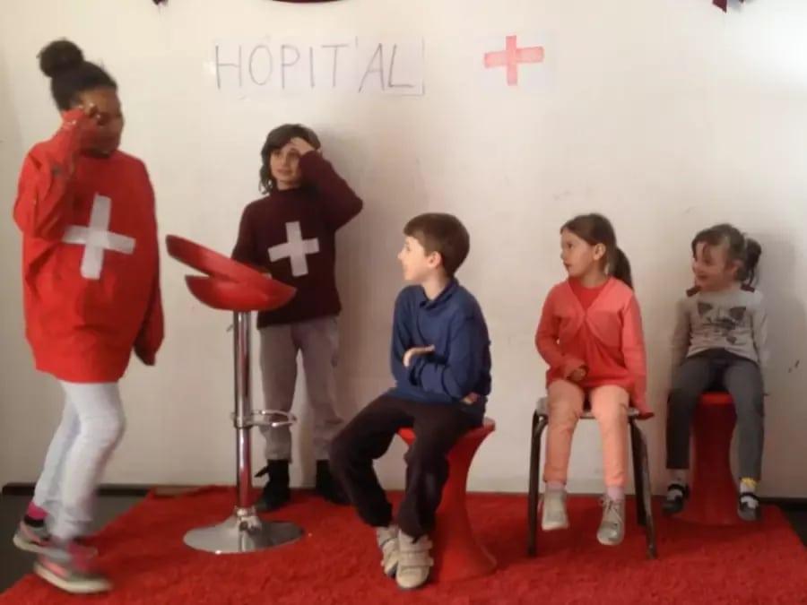 Anniversaire Théâtre 4-12 ans à Tassin-la-Demi-Lune (69)