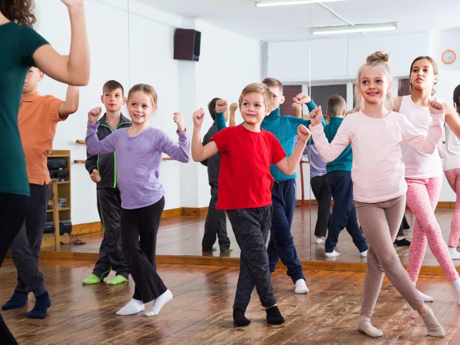 Anniversaire Danse pour les 6-18 ans à Lyon 1er