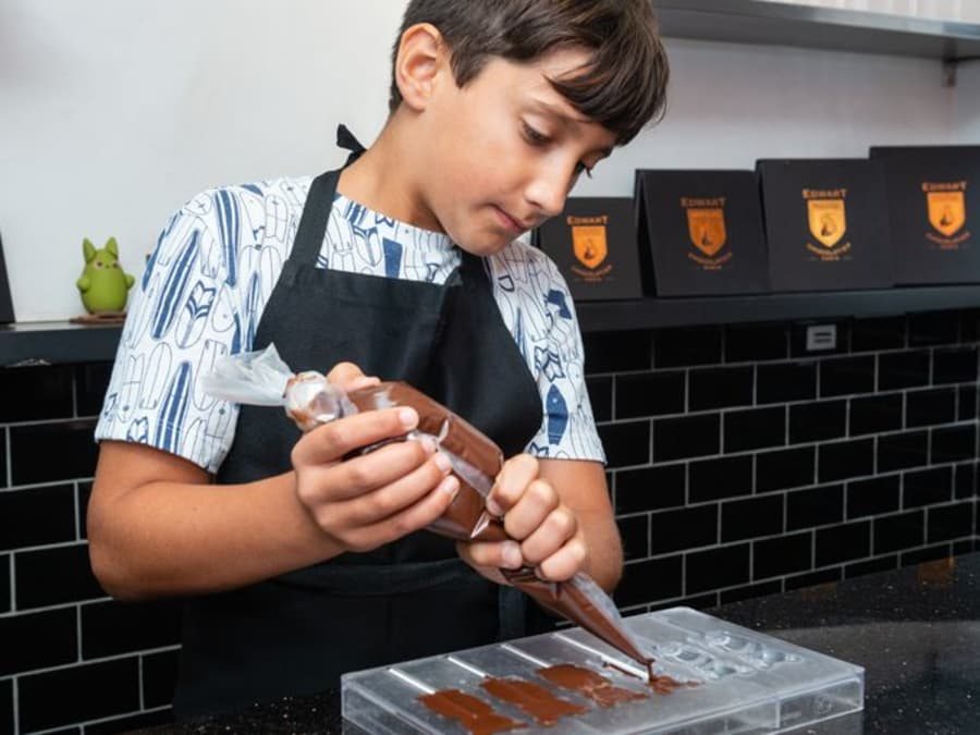 Atelier chocolat en famille en plein cœur de Paris