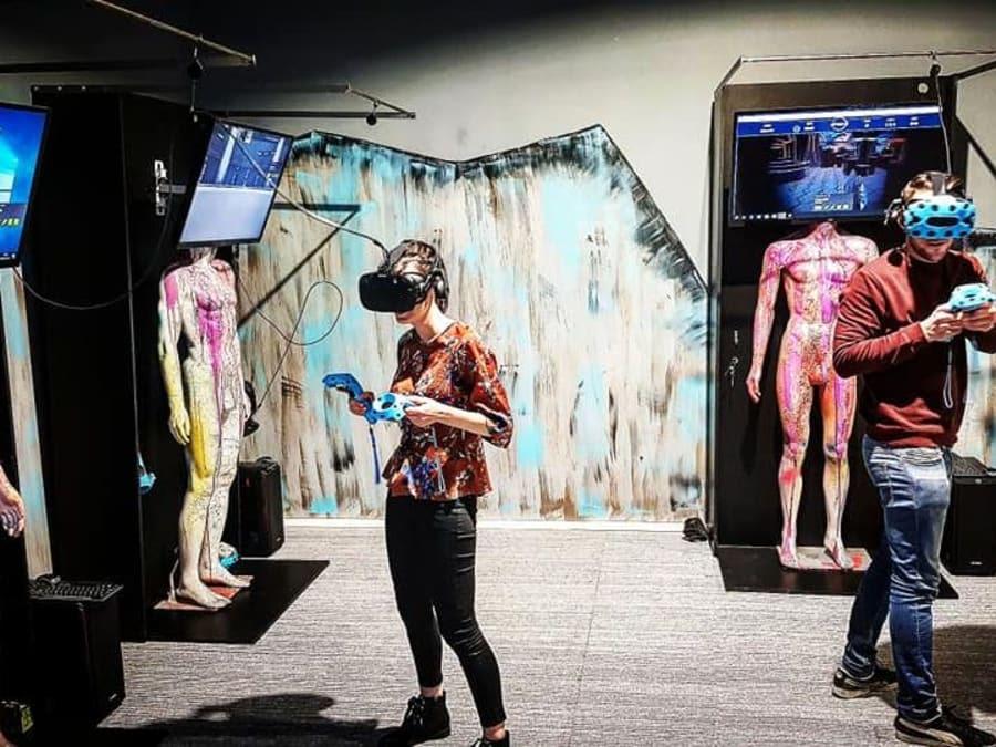 Centre de Réalité Virtuelle aux Pavillons-sous-Bois (93)