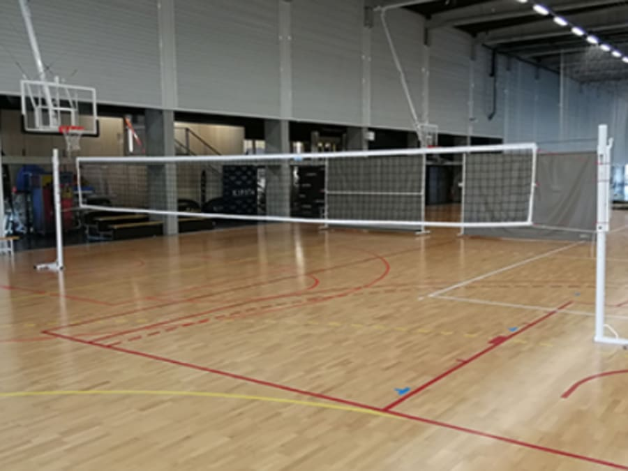 Anniversaire Volley 7-15 ans au Kipstadium Décathlon de Lille