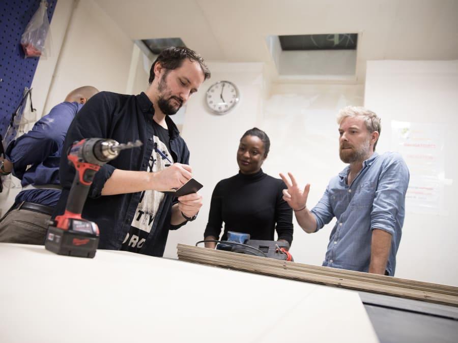 Team Building Bricolage et Créativité à Paris 2ème