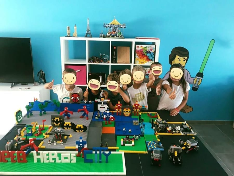Anniversaire LEGO® 5-11 ans à domicile (67)
