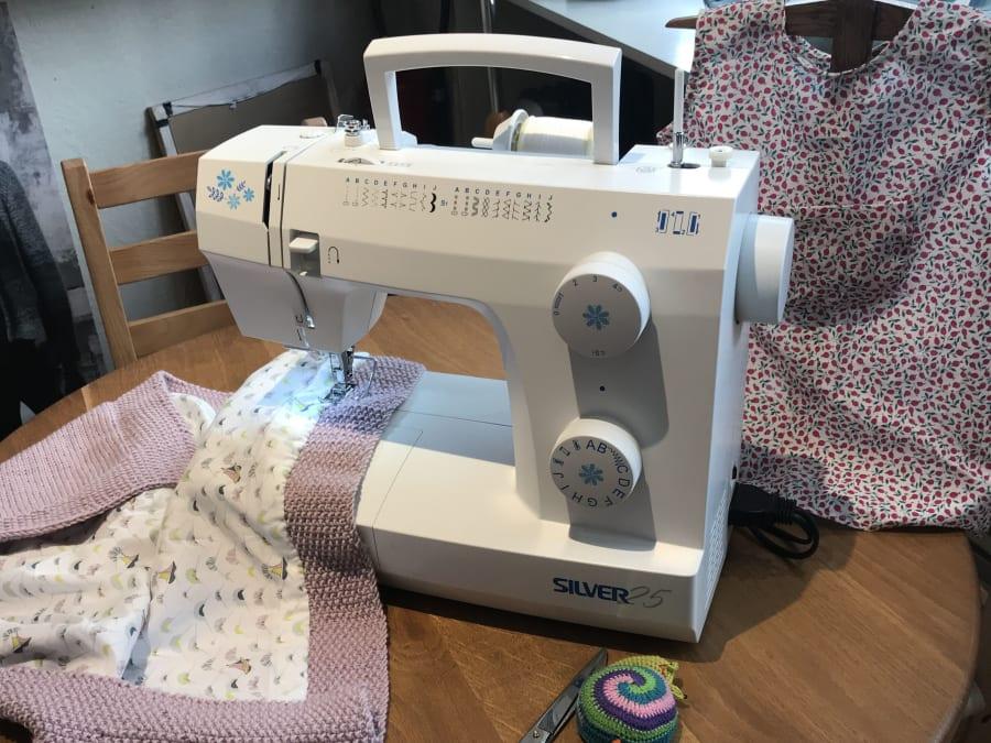 Initiation à la couture machine à Neuilly-sur-Seine (92)