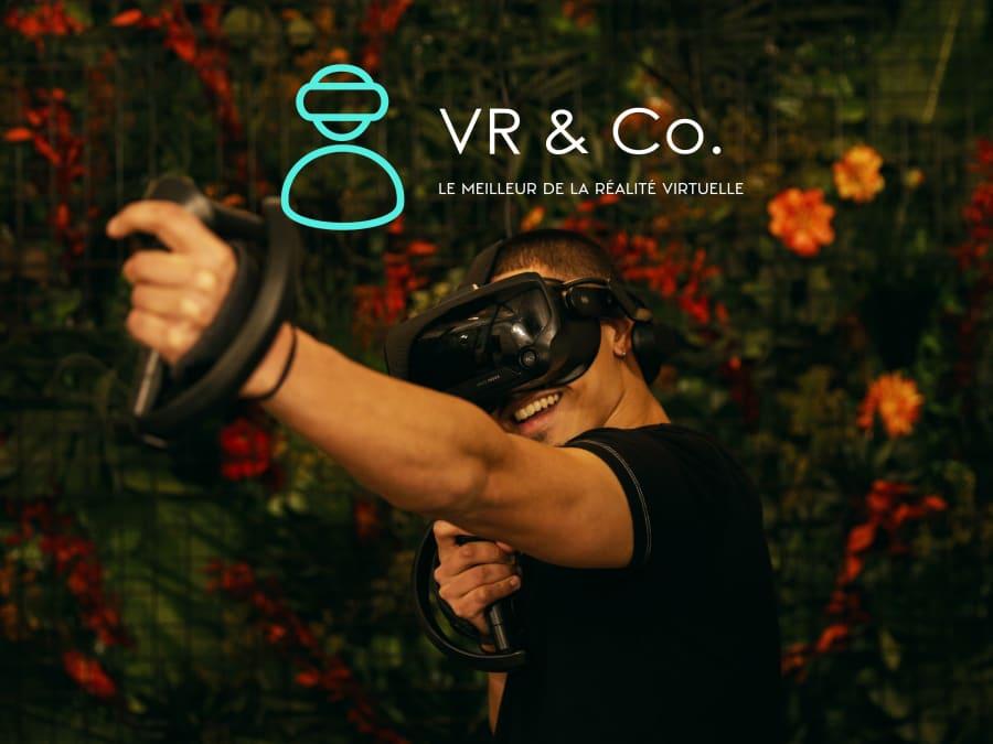 Team Building Réalité Virtuelle à Paris 5ème