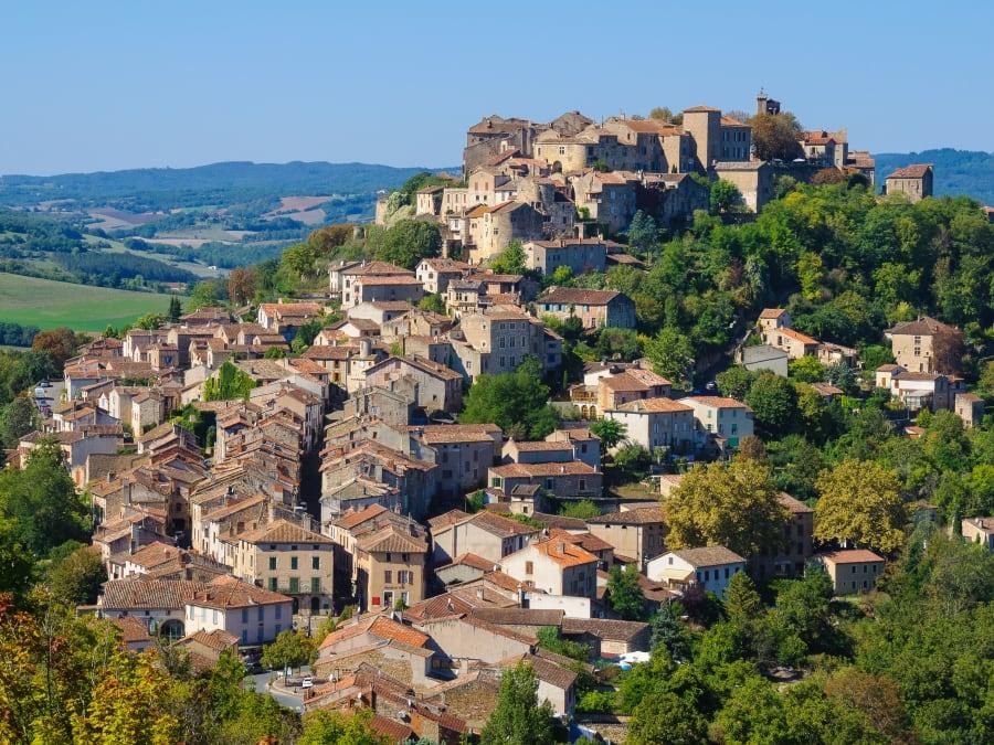 Vol en Montgolfière depuis Cordes-sur-Ciel dans le Tarn (81)