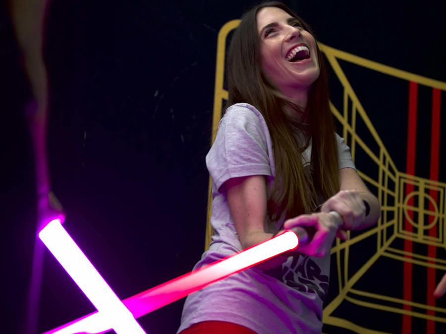 Devenez Jedi en vous initiant au Sabre Laser