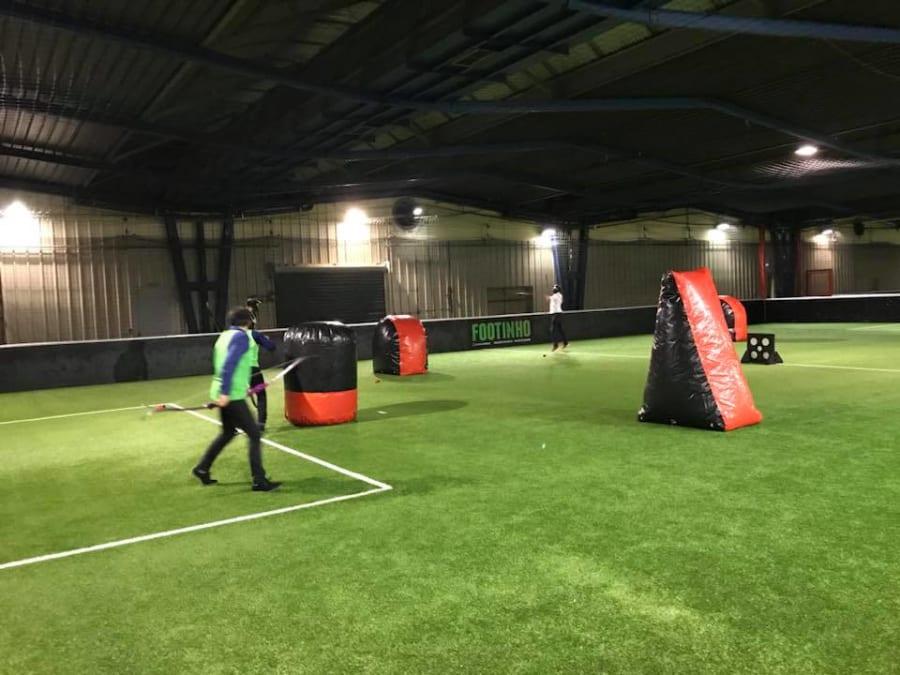 Anniversaire Football & Archery Game 8-16 ans à Rennes