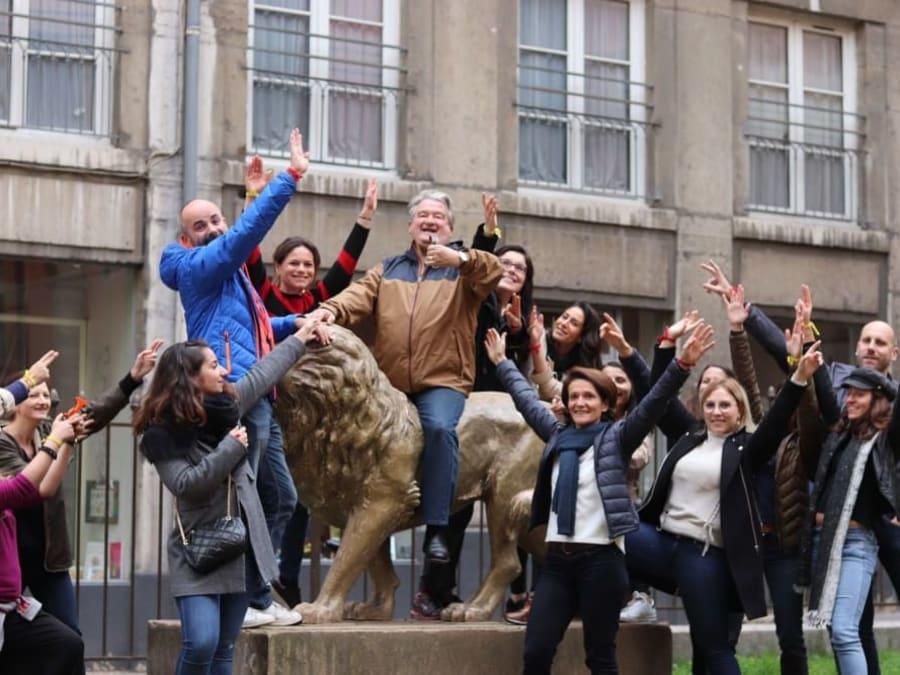 Team Building Culturel à Lyon