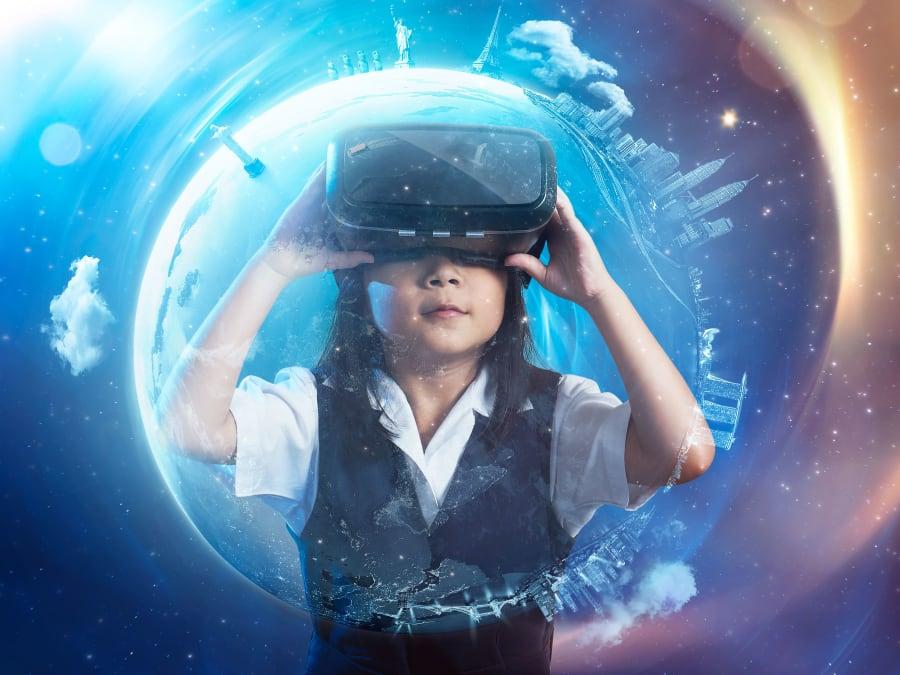 Anniversaire Réalité Virtuelle 10-18 ans à domicile