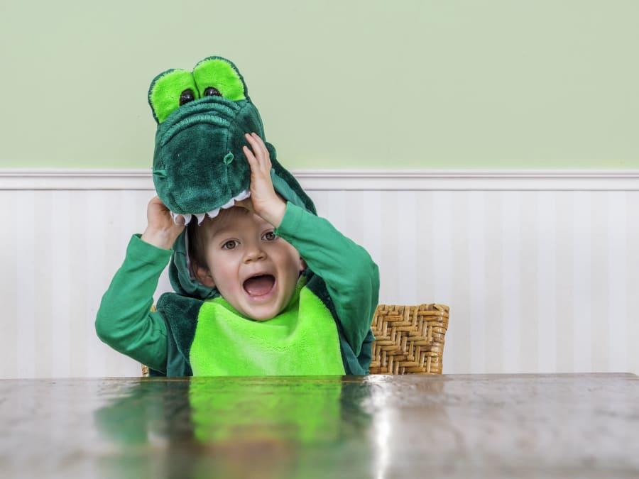 Anniversaire Dinosaures 4-12 ans à domicile (30 & 34)