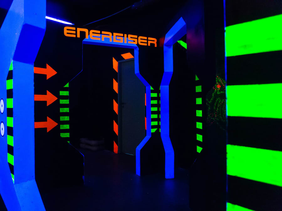 Anniversaire Laser Game 6-16 ans à Asnières-sur-Seine (92)
