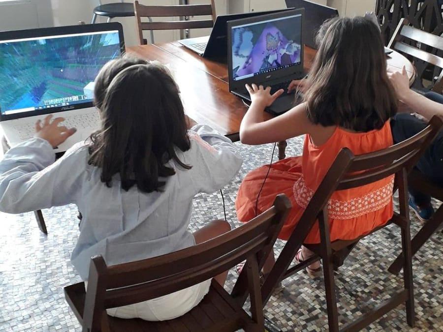 Stage Vacances Minecraft / Python 10-15 ans à Paris 7ème