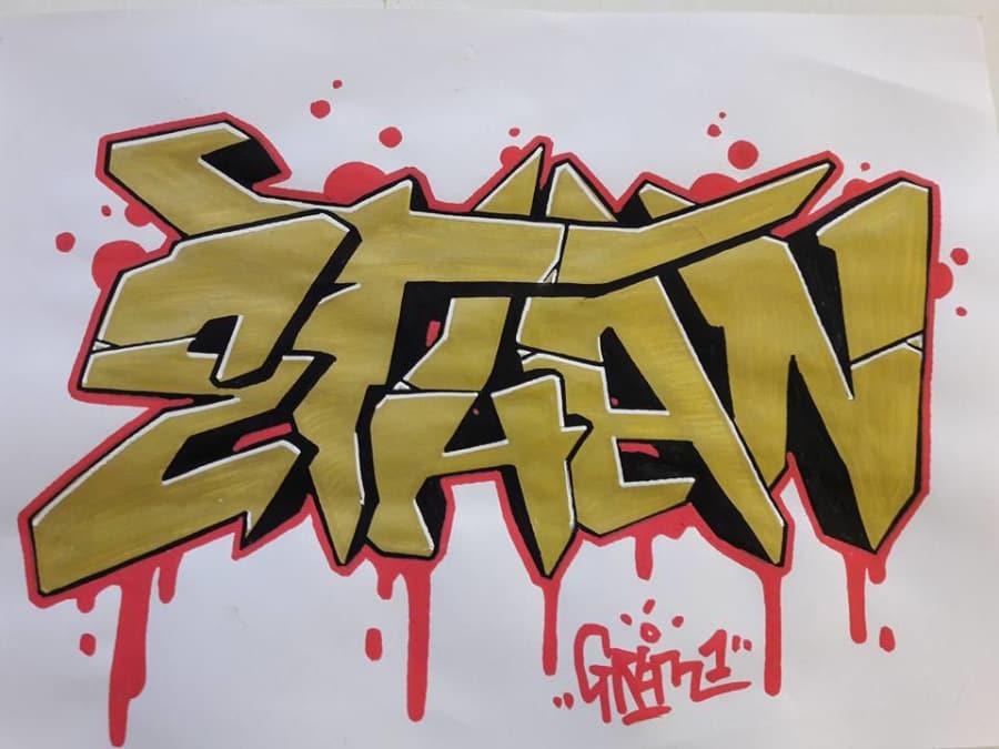 Initiation au Street Art pour ado avec un artiste confirmé